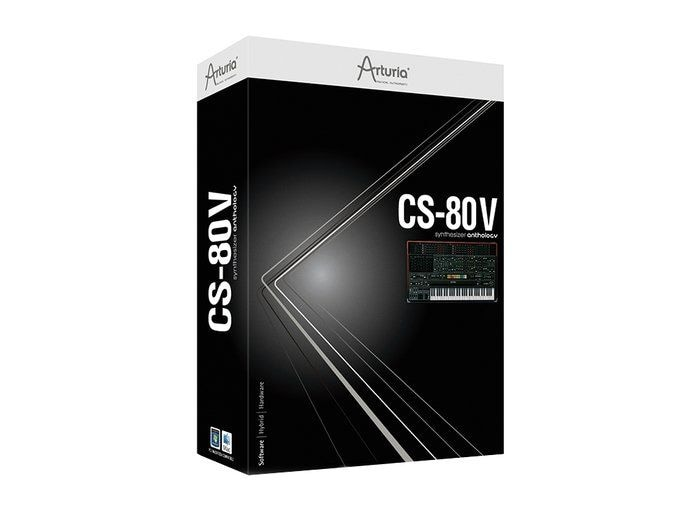 Программное обеспечение Arturia CS-80 V Download