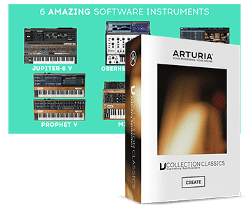 Arturia ANALOG FACTORY Download