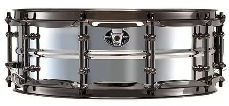 "Малый барабан LUDWIG LW0514S 14""*5"" Black Magic series"