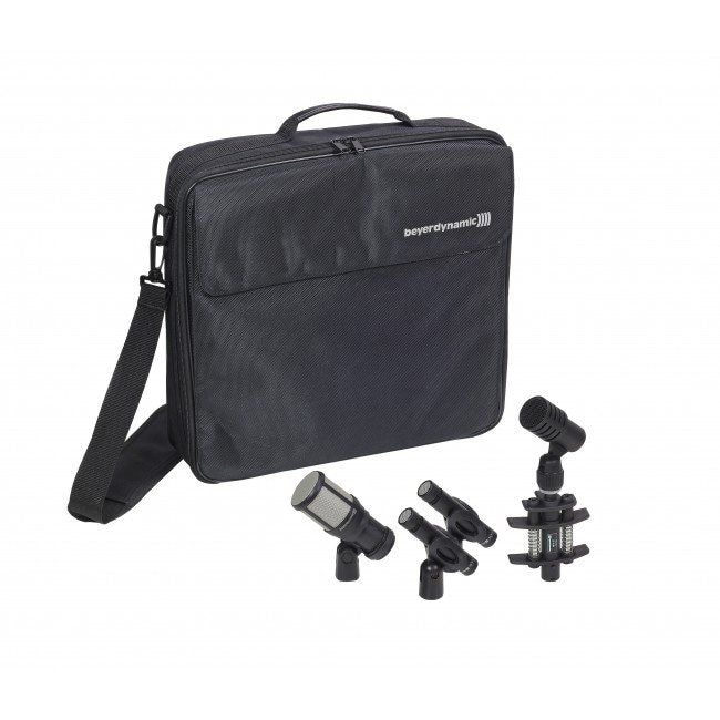 Комплект для ударных в кейсе Beyerdynamic TG Drum Set PRO S