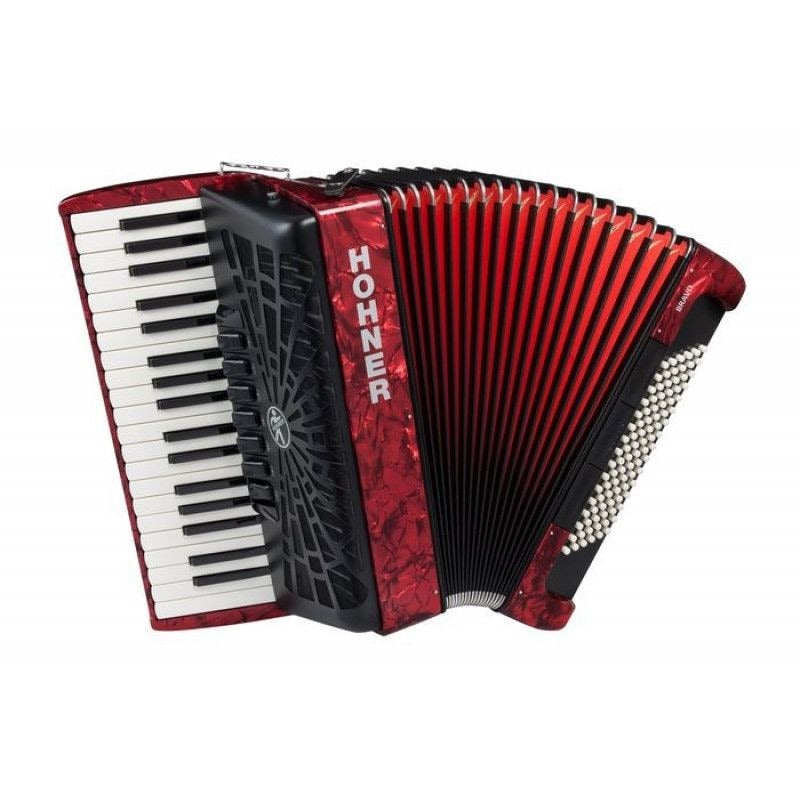 HOHNER The New Bravo III 96 (A16731) red