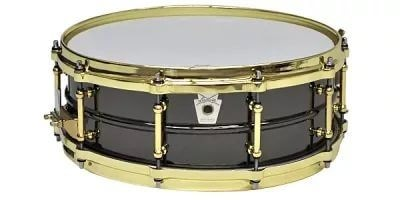 "Малый барабан Ludwig LB416BT 14""*5"" Black Beauty series"