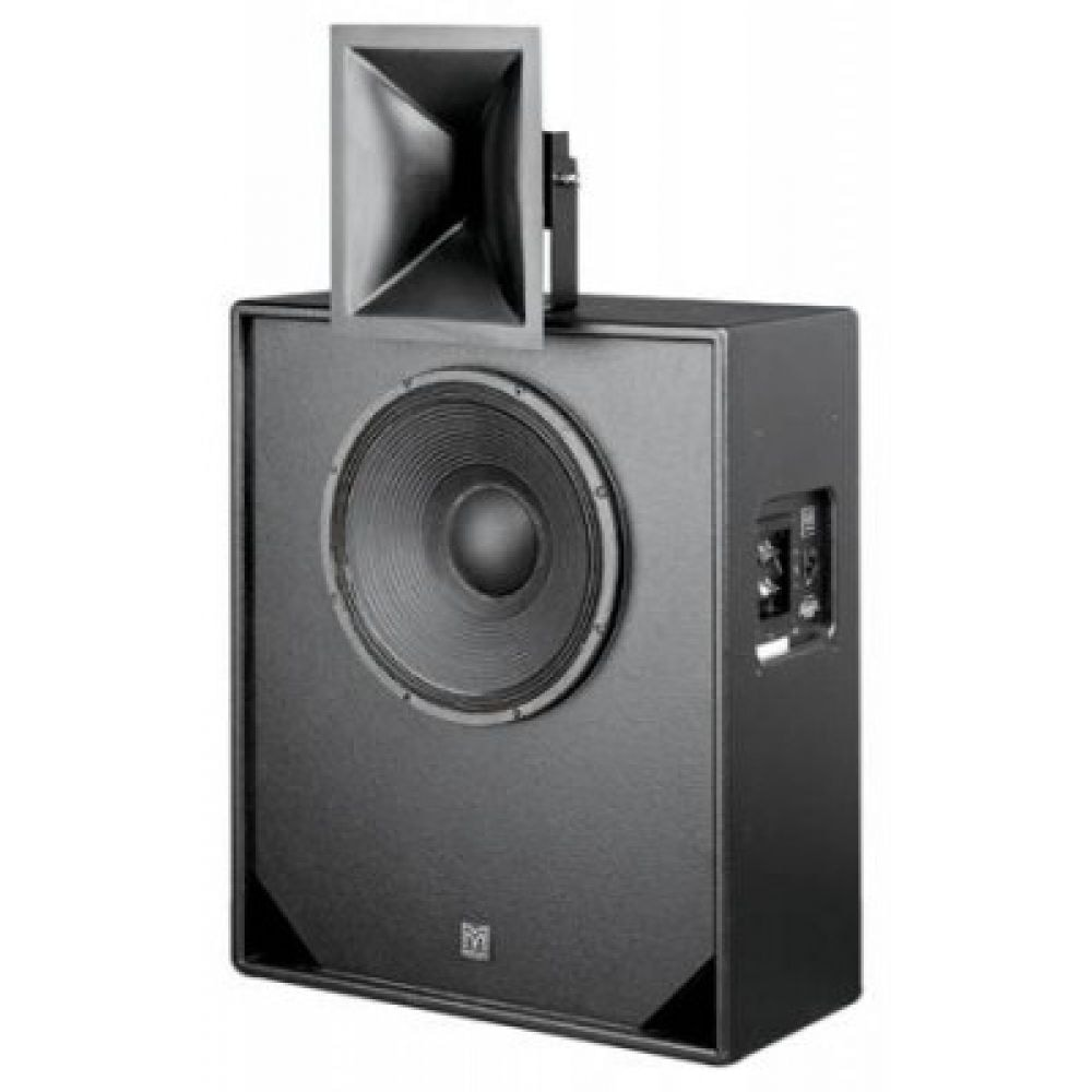 MARTIN AUDIO SCREEN 3 Заэкранная АС bi-amp LF:550Вт AES/2200Вт пик, 15', MF 6.5' HF 1', MF/HF:150Вт AES/600Вт пик