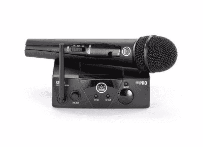 Изображение AKG WMS40 Mini Vocal Set ISM1  вокальная радиосистема