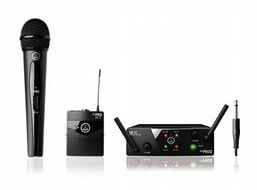 AKG WMS40 Mini2 Mix Set BD ISM2/3 (864.375&864.850) радиосистема