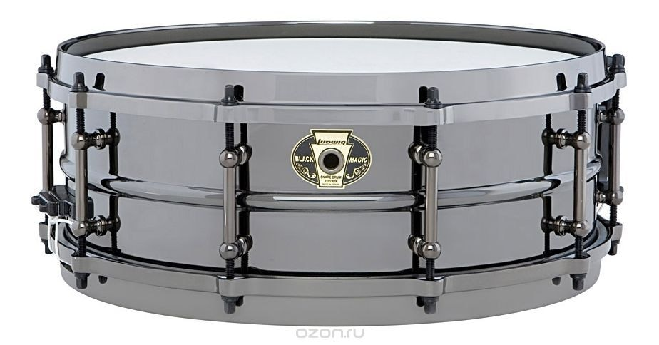 "Малый барабан LUDWIG LW5514 14""*5"" Black Magic series"