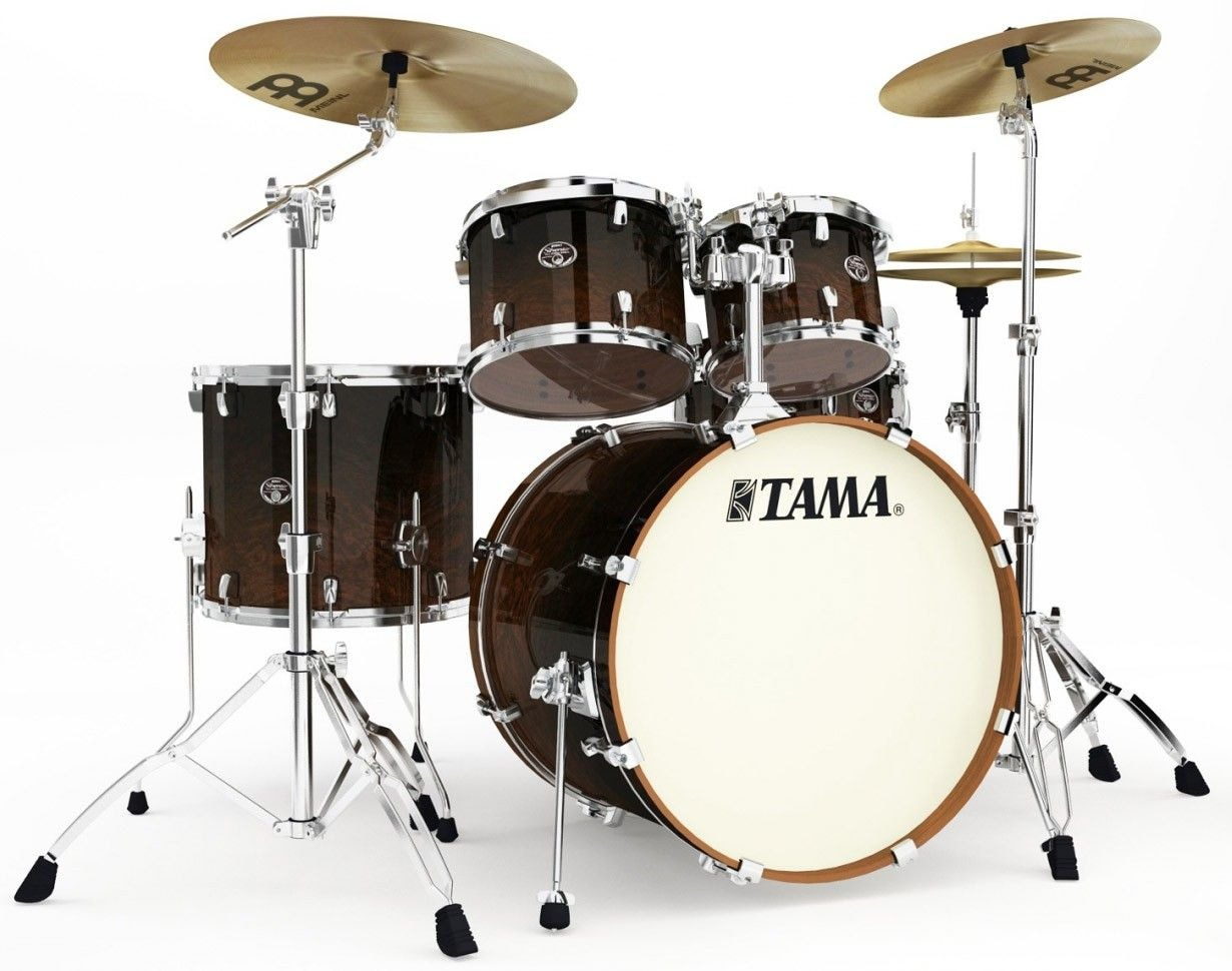 TAMA ML52HXZBNS-DMF SUPERSTAR HYPER-DRIVE MAPLE CUSTOM DARK MOCHA FADE ударная установка