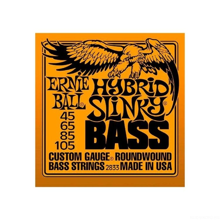 Nickel wound Струны для бас гитары ERNIE BALL 2832  (50-70-85-105)