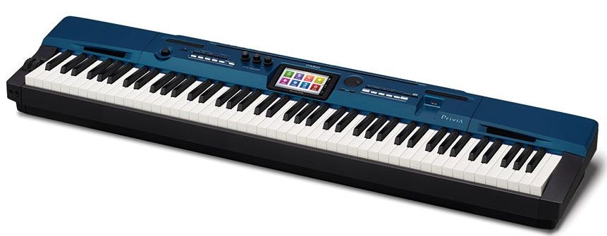 Casio Privia PX-560MBE, цифровое фортепиано