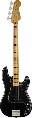 FENDER Squier® Classic Vibe P Bass® '70s, Maple Fingerboard, Black бас-гитара